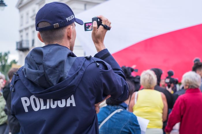 Policja Lubliniec: Dzielnicowy - policjant pierwszego kontaktu