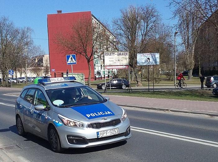 Policja Lubliniec: Dzień Flagi Rzeczypospolitej Polskiej